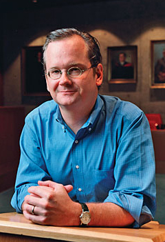 Lawrence Lessig, lawyer and leader of the Fix Congress movement
